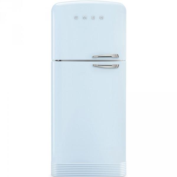 Отдельностоящий двухдверный холодильник Smeg FAB50LPB