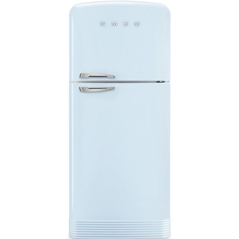 Отдельностоящий двухдверный холодильник Smeg FAB50RPB