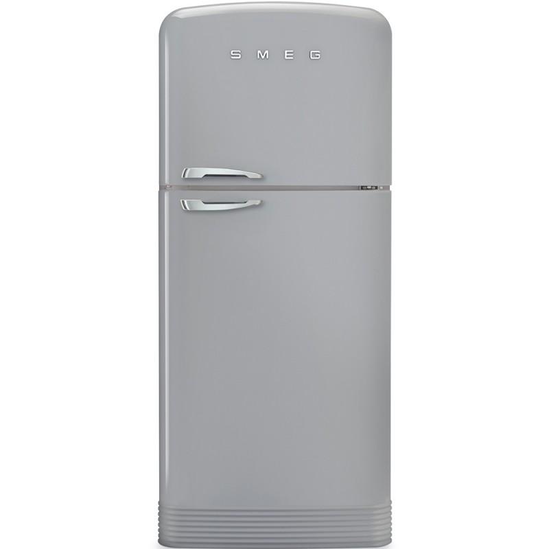 Отдельностоящий двухдверный холодильник Smeg FAB50RSV