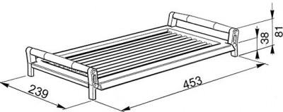 Чугунный гриль SMEG BB3679