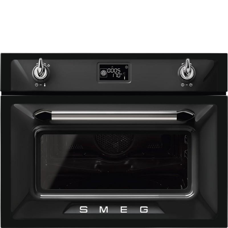 Компактный духовой шкаф Smeg SF4920MCN1