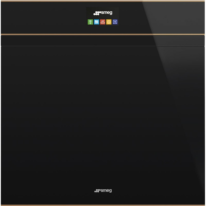 Многофункциональный духовой шкаф Smeg SFP6604PNRE