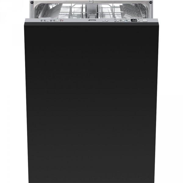 Полностью встраиваемая посудомоечная машина Smeg STLA825A-2