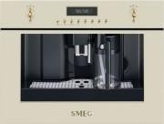 Встраиваемая кофемашина SMEG CMS8451P
