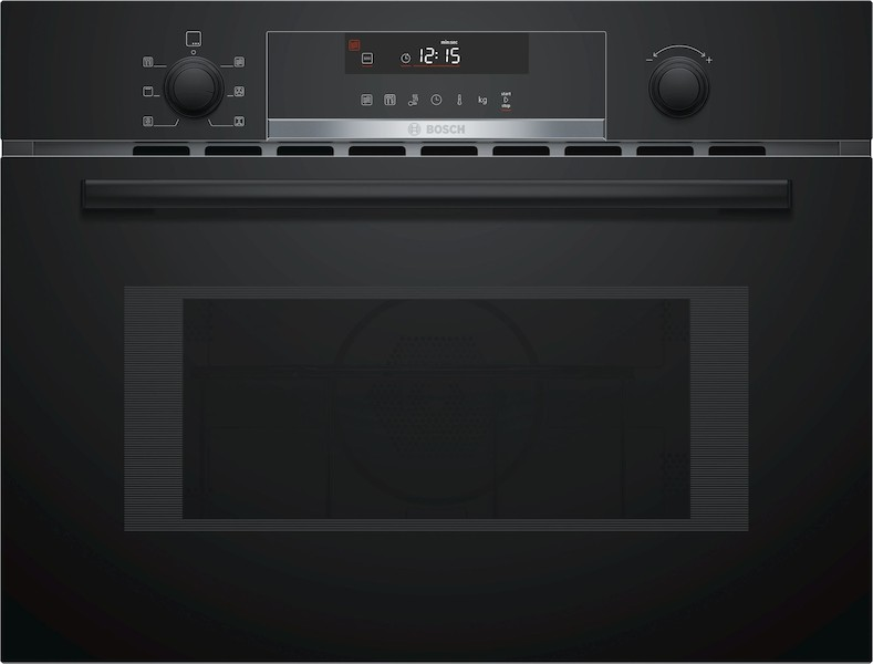 Компактный встраиваемый духовой шкаф Bosch CMA585MB0
