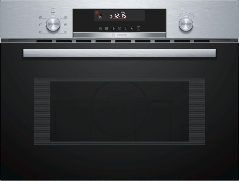 Компактный встраиваемый духовой шкаф Bosch  CMA585MS0