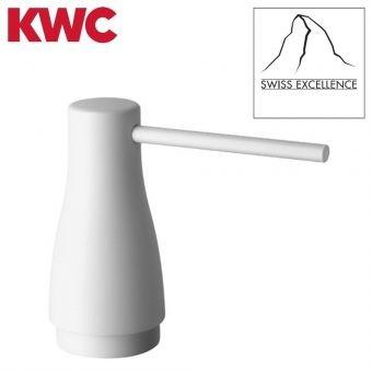 Дозатор KWC EVE, белый