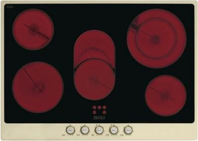 Стеклокерамическая варочная панель SMEG P775PO