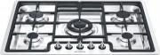 Газовая варочная панель SMEG PGF75-4