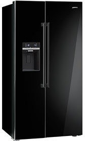 Холодильник Side by Side SMEG SBS63NED