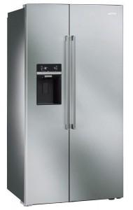 Холодильник Side by Side SMEG SBS63XED