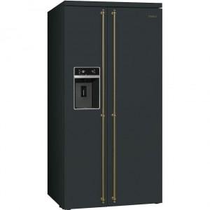 Холодильник Side by Side SMEG SBS8004AO