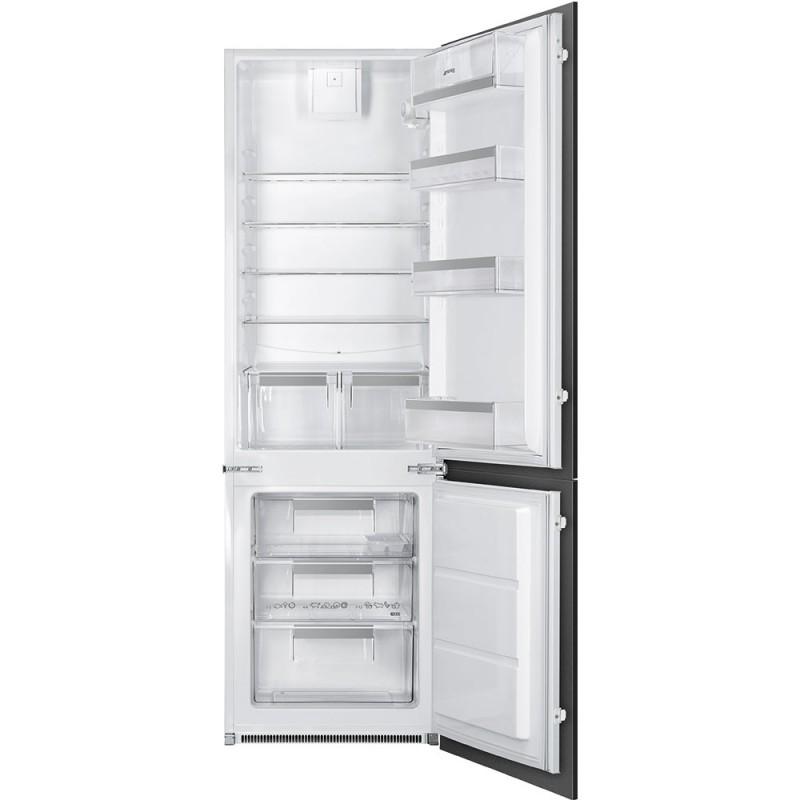 Встраиваемый комбинированный холодильник Smeg C7280F2P1