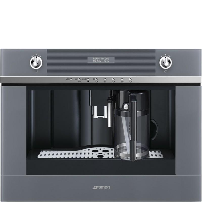 Встраиваемая кофемашина Smeg CMS4101S
