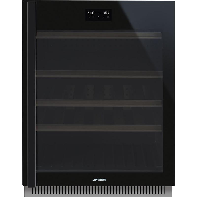Холодильный шкаф для вина встраиваемый Smeg CVI638RWN2