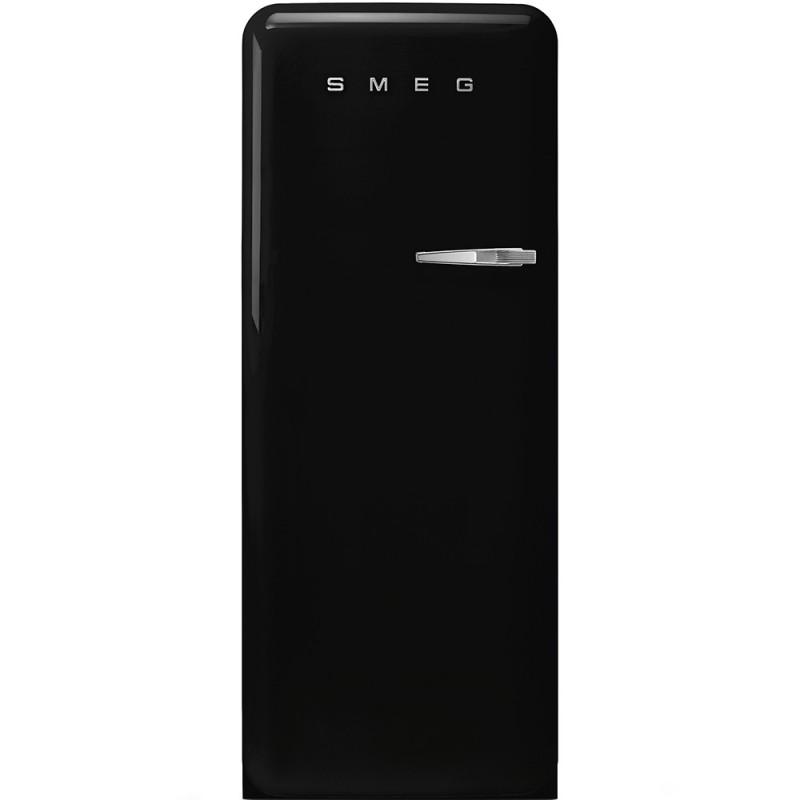 Отдельностоящий однодверный холодильник Smeg FAB28LBL3