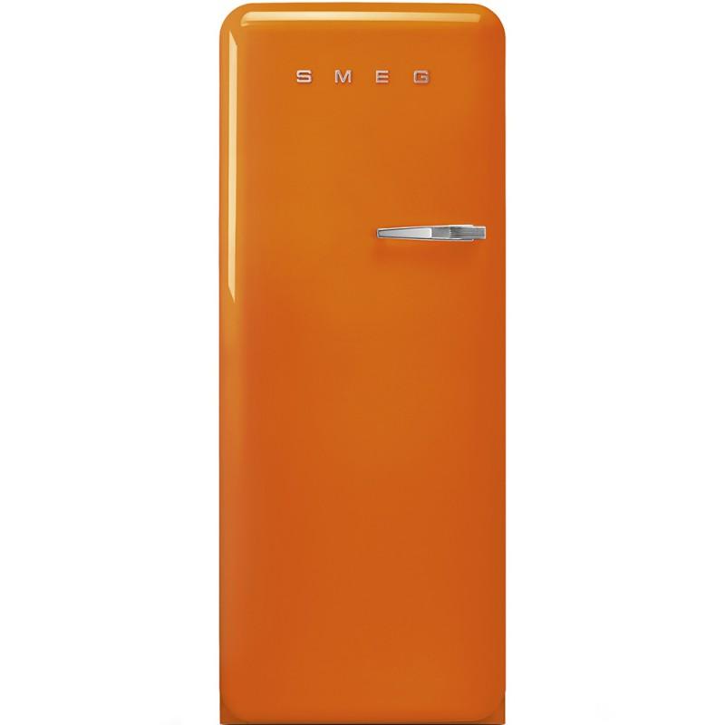 Отдельностоящий однодверный холодильник Smeg FAB28LOR3