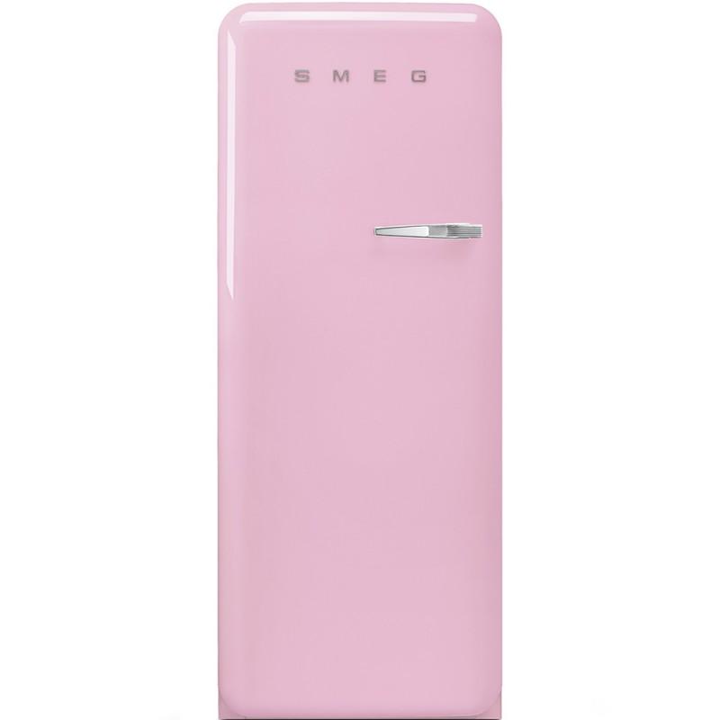 Отдельностоящий однодверный холодильник Smeg FAB28LPK3