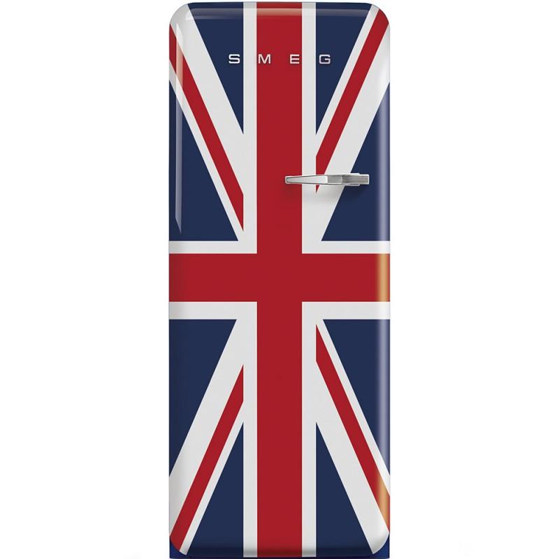 Отдельностоящий однодверный холодильник Smeg FAB28LDUJ3