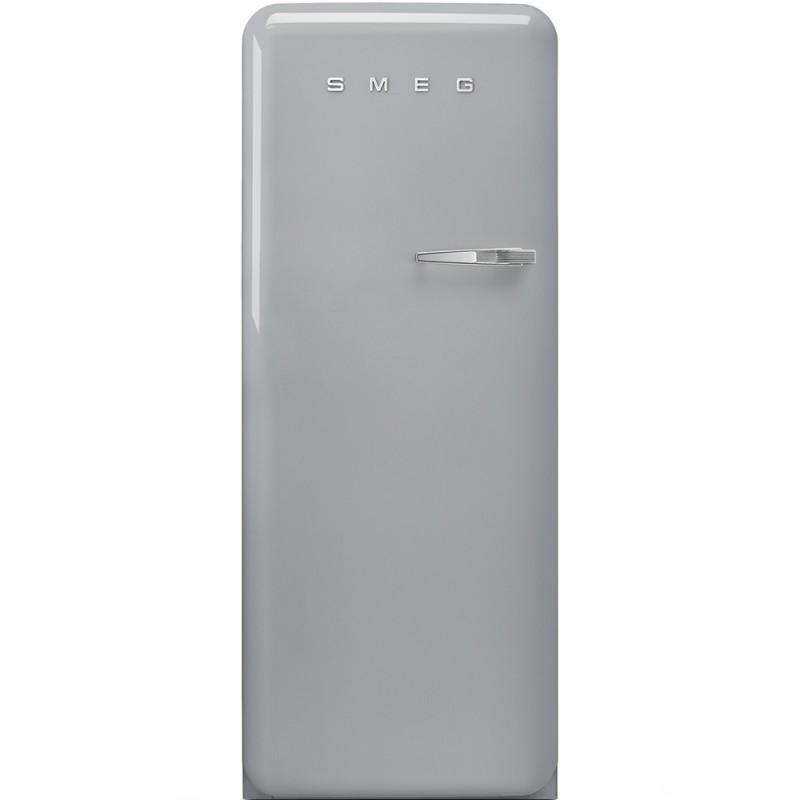 Отдельностоящий однодверный холодильник Smeg FAB28LSV3