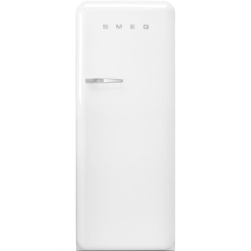Отдельностоящий однодверный холодильник Smeg FAB28RWH3