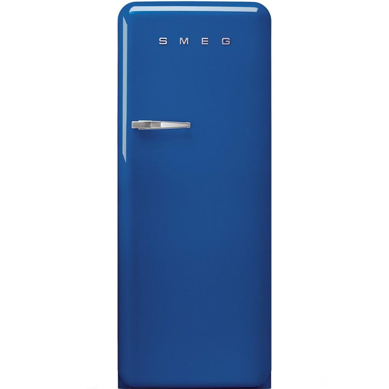 Отдельностоящий однодверный холодильник Smeg FAB28RBE3