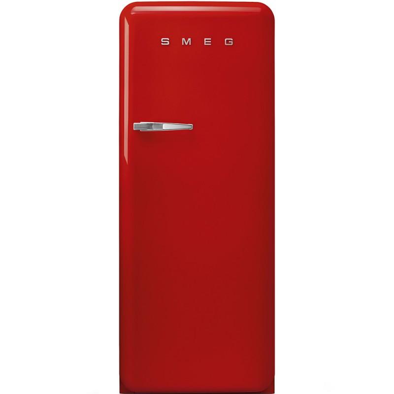 Отдельностоящий однодверный холодильник Smeg FAB28RRD3