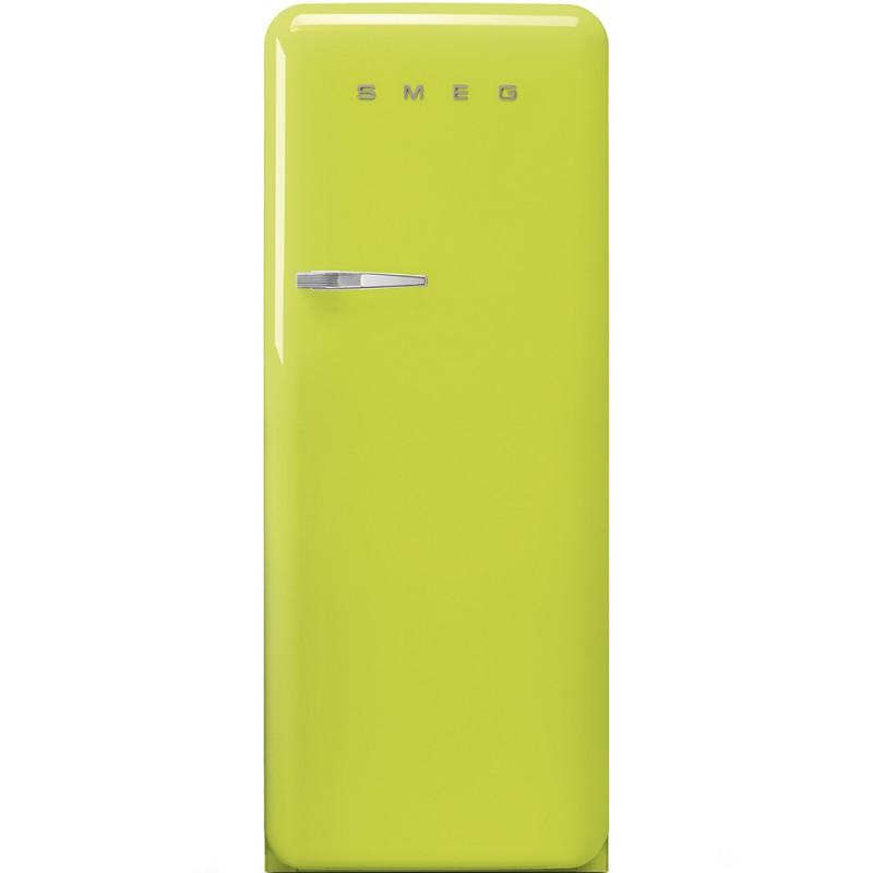 Отдельностоящий однодверный холодильник Smeg FAB28RLI3