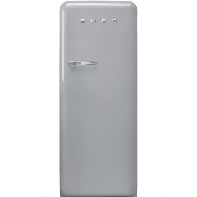 Отдельностоящий однодверный холодильник Smeg FAB28RSV3
