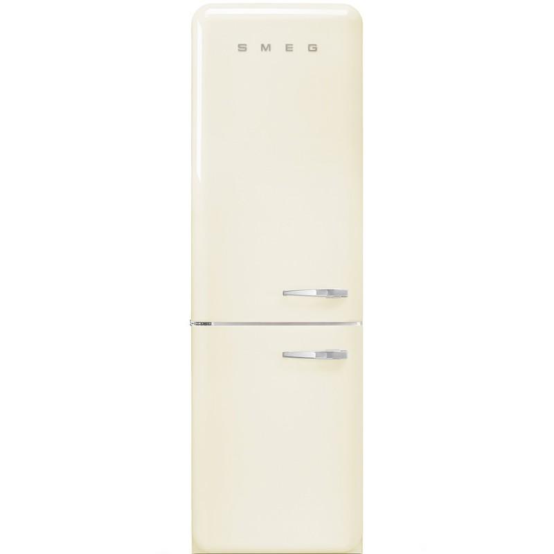 Отдельностоящий двухдверный холодильник Smeg FAB32LCR3