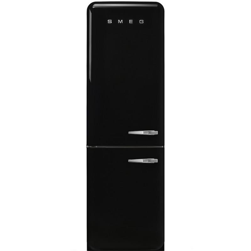 Отдельностоящий двухдверный холодильник Smeg FAB32LBL3