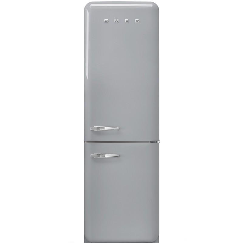 Отдельностоящий двухдверный холодильник Smeg FAB32RSV3
