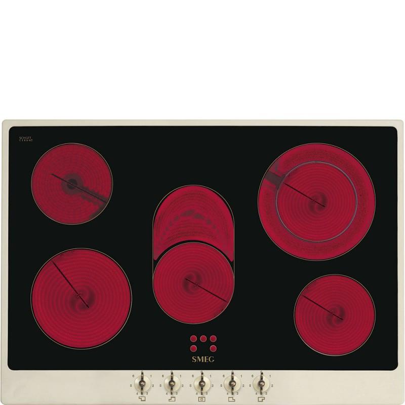 Cтеклокерамическая варочная панель Smeg P875PO