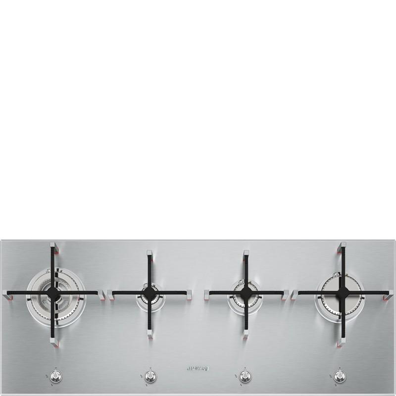 Газовая варочная панель Smeg PX1402