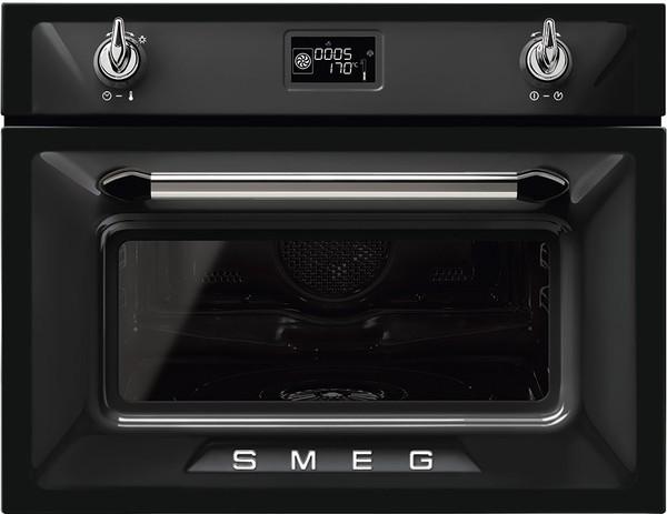 Компактный духовой шкаф Smeg SF4920VCN1