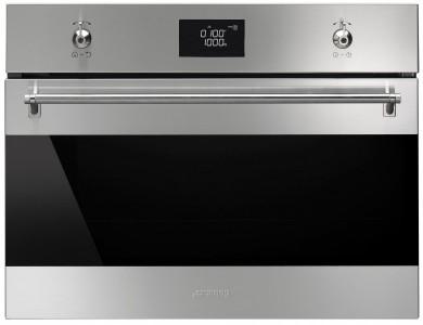 Электрический духовой шкаф SMEG SF4390MCX