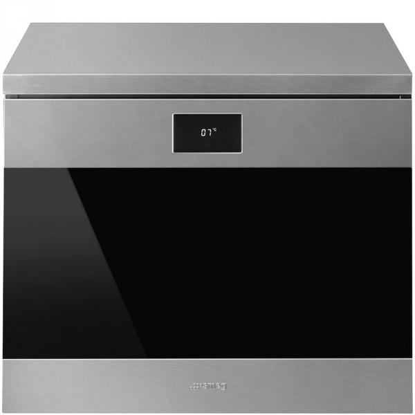 Холодильный шкаф для вина Smeg CVF318XS
