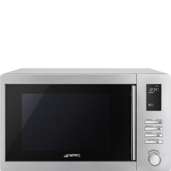 Микроволновая печь отдельностоящая Smeg MOE25X