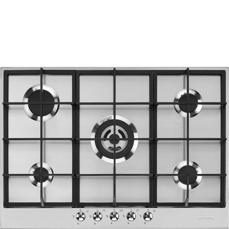 Газовая варочная панель Smeg PX375