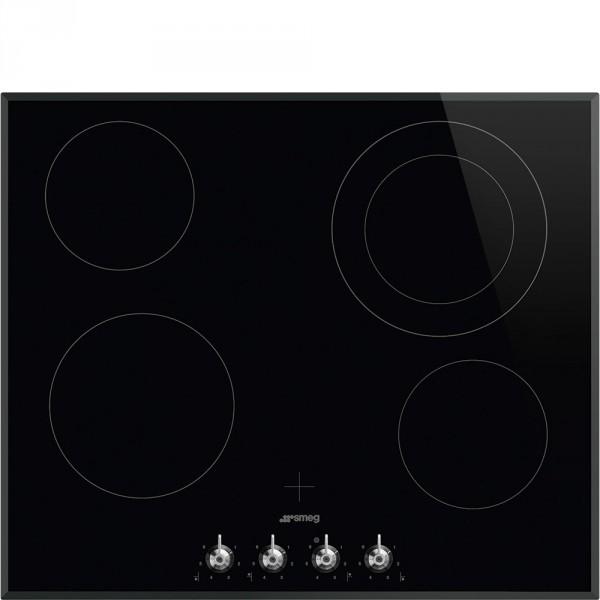 Cтеклокерамическая варочная панель Smeg SE364ETBM