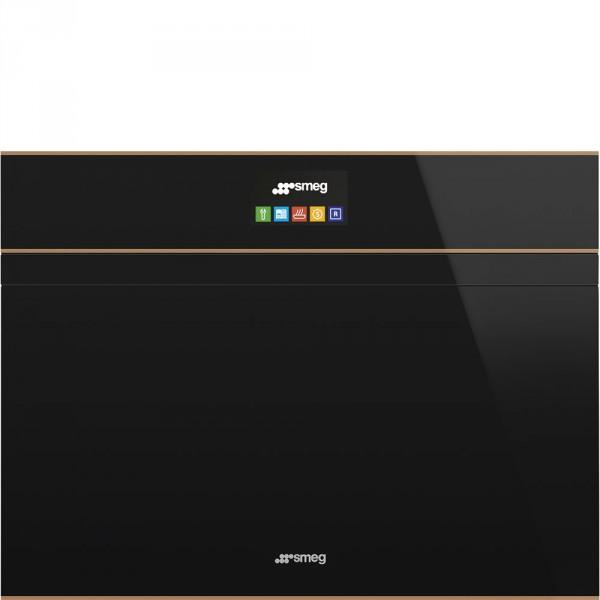 Компактный духовой шкаф Smeg SF4604PMCNR