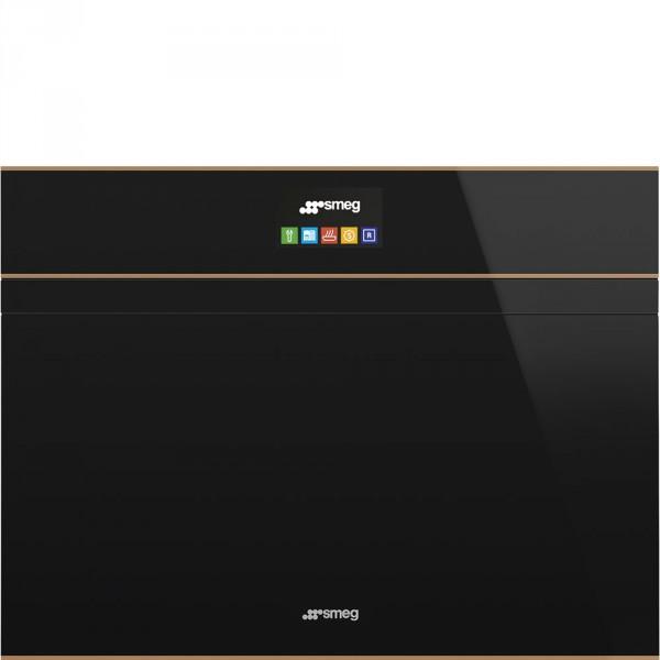 Компактный духовой шкаф Smeg SF4604PVCNR1