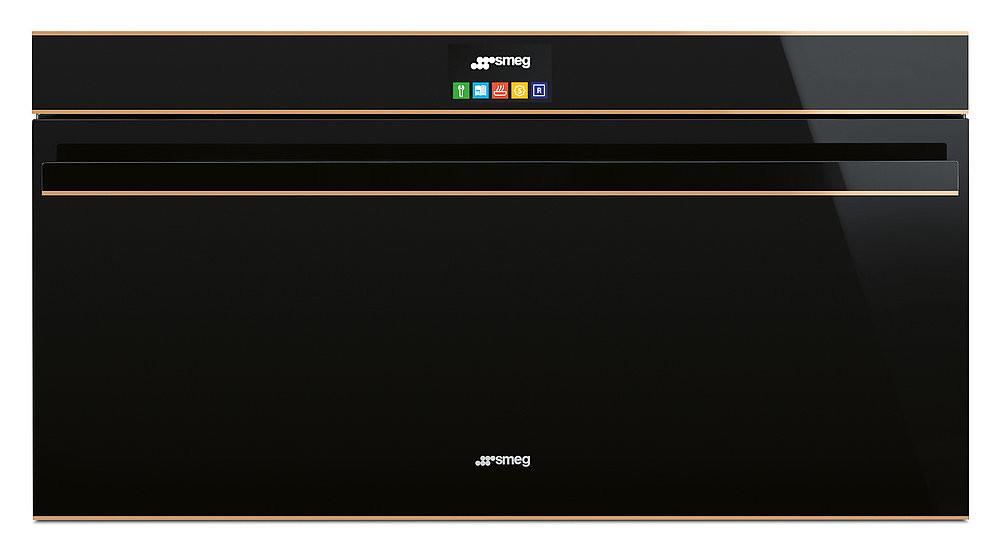 Многофункциональный духовой шкаф Smeg SFPR9604NR
