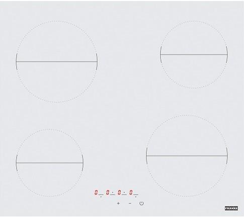 Электрическая варочная панель FRANKE FHR 604 C T WH