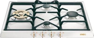 Газовая варочная панель SMEG SPR864BGH