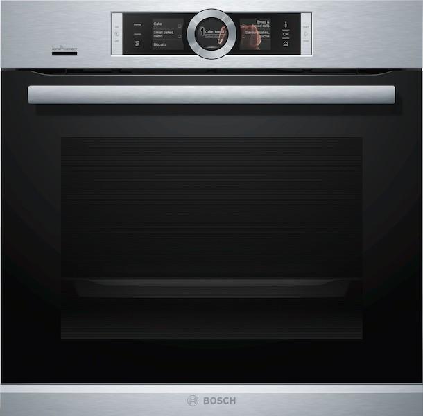 Встраиваемый электрический духовой шкаф Bosch HRG636XS7