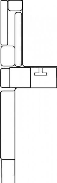 Монтажный комплект WTV410 бел.лотос