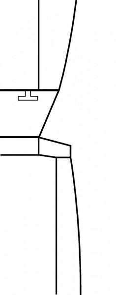 Монтажный комплект WTV417 белый лотос