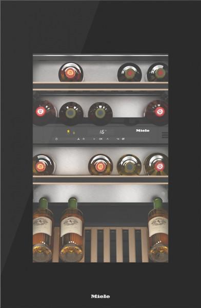 Винный холодильник Miele KWT6422iG obsw чёрный обсидиан