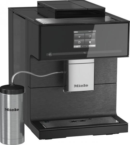 Кофемашина Miele CM7750 чёрный обсидиан CoffeeSelect